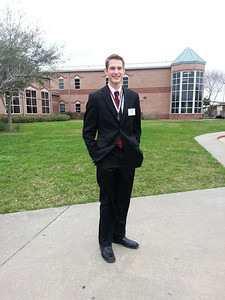 2nd Place Event: Dental Science Student: Darian Larsen