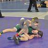 2013 Iowa High School State Individual Tournament - 2A <br /> 1st Round  - 113 - Colton Milosevich (Woodward-Granger) dec Louis Gnida (Solon) 9-4