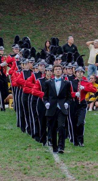 GR Marching Band 10-6 Hurrell Field