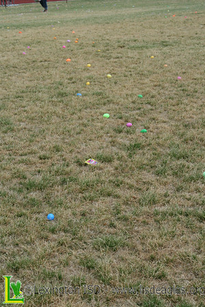 2013 LHS Senior Easter Egg Hunt