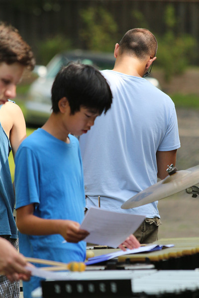 2012 Marching Camp