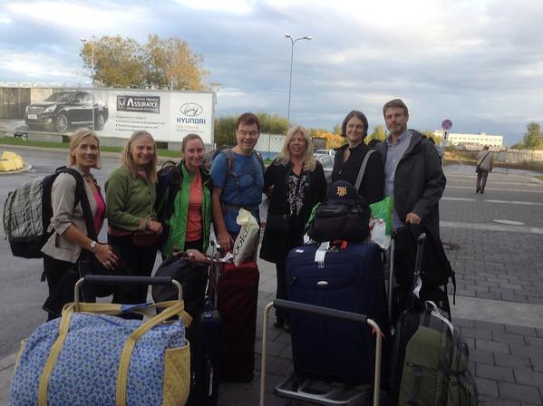 Russia Alum Trip 2013
