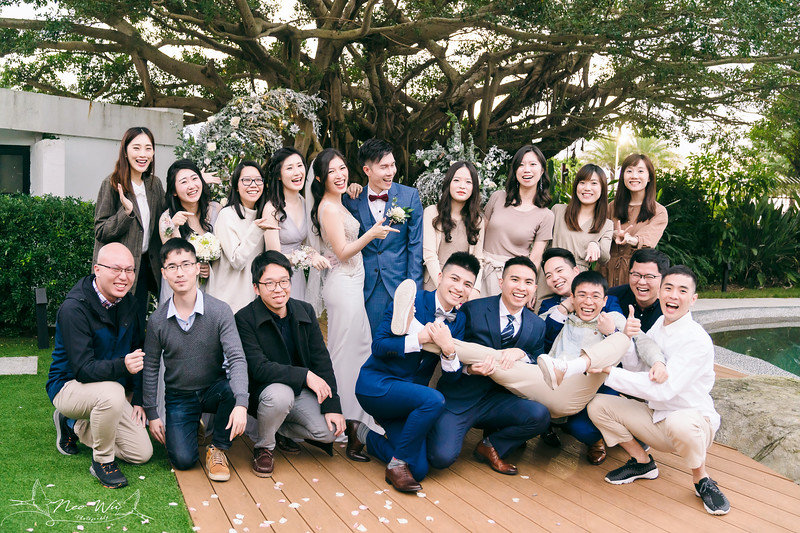 嘉廬婚攝,婚攝Neo,淡水嘉廬,戶外婚禮,美式婚禮