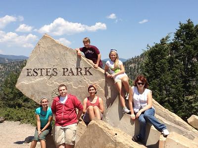 Adventure 2012 July 1-7 #424 Service Adventure CO