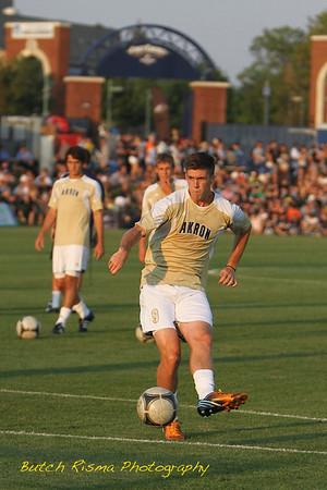 2012 Akron Men's Soccer