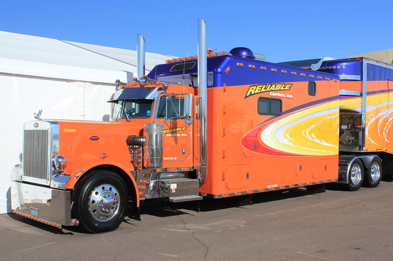 Reliable Carriers Peterbilt