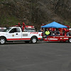 Morris County Ford F150 Quick Attack with Ironman trailer - provided by William Chiappane