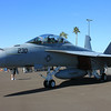USN F18 #230 China Lake, CA VX-9 Vampries #166925