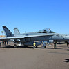 USN F18 Hornet #401 Edwards AFB, CA