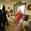 "The CU women's basketball team and coaches joined up with local nonprofits on Saturday, December 8 to deliver holiday fruit baskets to over 900  seniors in Boulder County. For a video of the event, go to  <a href=""http://www.dailycamera.com"">http://www.dailycamera.com</a>.<br /> Cliff Grassmick  / December 8, 2012"