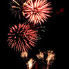"""Fireworks explode in the distance on Tuesday, July 3, during a fireworks display at the Colorado National Golf Course in Erie. For video of the fireworks go to  <a href=""""http://www.dailycamera.com"""">http://www.dailycamera.com</a><br />  Jeremy Papasso/ Boulder Daily Camera"""