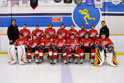 2012 Cole Harbour Oilers Team Photos