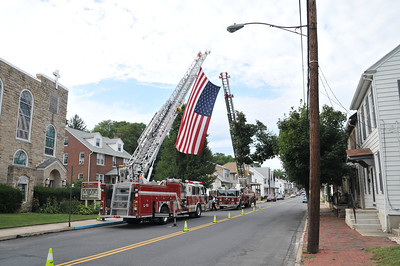 2012 SCHUYLKILL COUNTY FIREMENS CONVENTION PINE GROVE