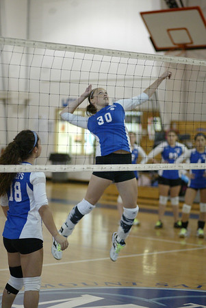 2012 Caldwell Volleyball 1