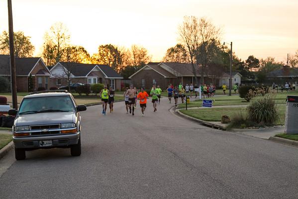 2012 Centerpoint Half Marathon/5K