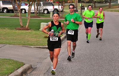 Mile Marker 3&10 on Half - Angie Webster