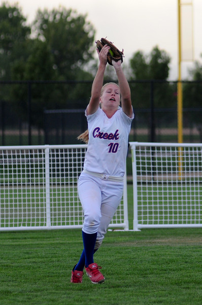 Trojans vs Cherry Creek - September 7th 2012