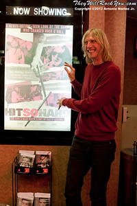 Hit So Hard movie premiere Eric Erlandson
