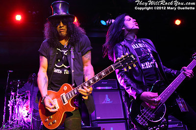 Slash featuring Myles Kenendy and the Conspirators