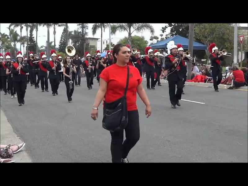 "Part 6 of 6: 2012 Coronado California 4th of July Parade (HiDef)<br /> <br /> All Coronado links at <a href=""http://crowncity.com"">http://crowncity.com</a><br /> This  video covers the following entries: <br /> <br /> Castle Park High School Trojan Band, Chula Vista<br /> Windermere Real Estate SoCal, La Mesa<br /> San Diego Peurvian Paso Riders<br /> Coroando C.A.R.E.S. <br /> 82nd All Airborne Association, San Diego<br /> The Field Irish Pub, San Diego<br /> Coronado Lawn Bowling Club<br /> Miss Rodeo, Lakeside<br /> U.S. Coast Guard Auxiliary<br /> Coronado Real Estate Association<br /> Studebakers Drivers Club, San Diego<br /> Flying Leatherneck Historical Foundation MCAS, Miramar<br /> Coronado High School School Cheerleaders<br /> Coronado Playhouse<br /> 1906 Lodge at Coronado Beach<br /> Soroptimist<br /> End of the parade, Coronado Cleanup Crew"