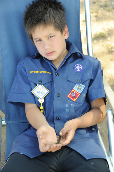 Lake Casitas Cub Scouts2012