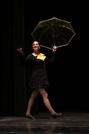 174 Advanced Senior Duo Trios - Singin In The Rain