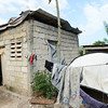 Home destroyed by Tropical Storm Isaac