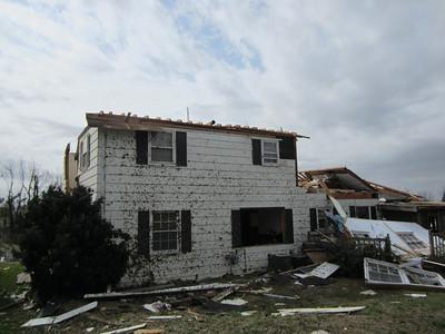 2012 February Harrisburg, Illinois Tornado