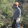 January 28, 2012 - Chainsaw team in Alabama