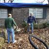 January 28, 2012 - Chainsaw team in Alabama