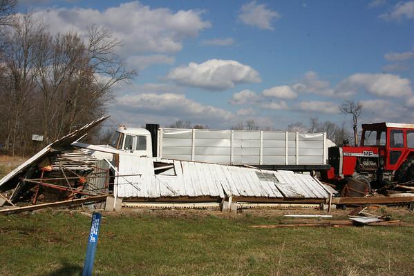 2012 March Henryville, Indiana Tornado