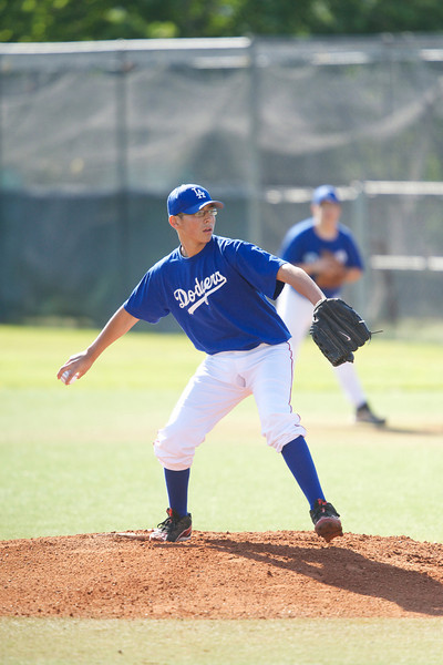 2012 Dodgers Jrs -(Clay)