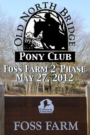 Foss Farm 2-Phase, May 27, 2012