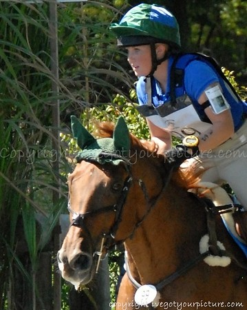 Training RIder - #99 Jill Hummel and FR's Idle Chatter