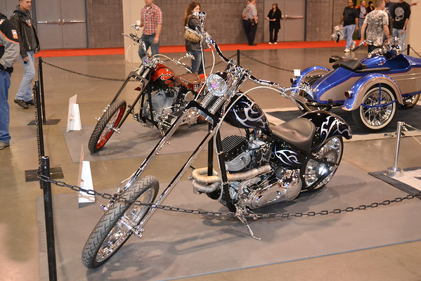 2012 Easyriders Bike Show/Charlotte NC