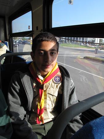 2/25/2012 - City Bus Survival Trip
