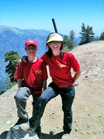 6/9/2012 - Baden-Powell Overnight Hike