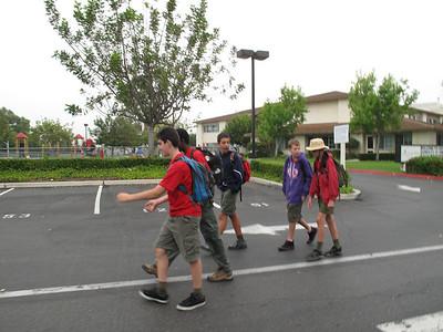 7/7/2012 - 20 Miles Hike