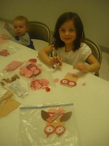 February 3 ~ Classroom Valentines