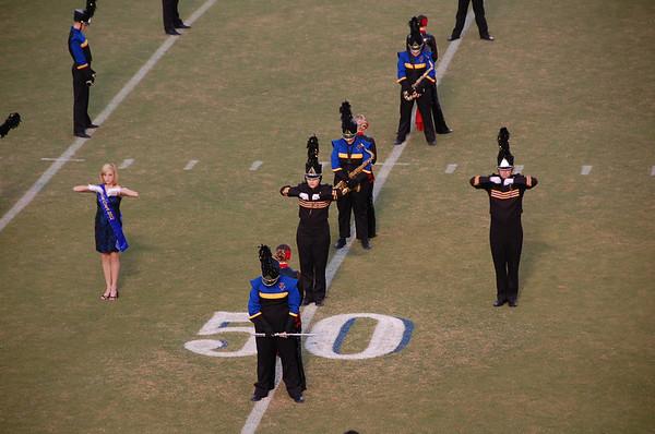 Band at BCHS Game