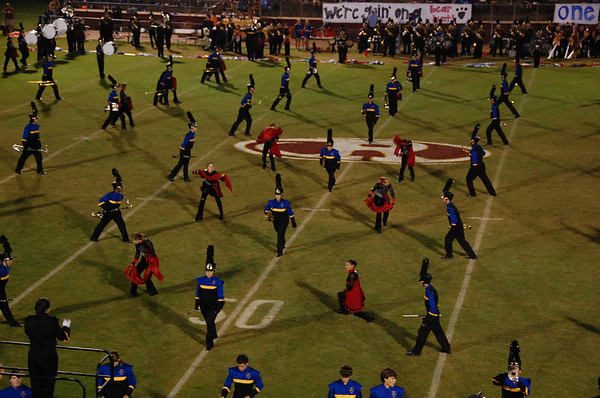 Fairhope Band-Robertsdale Show