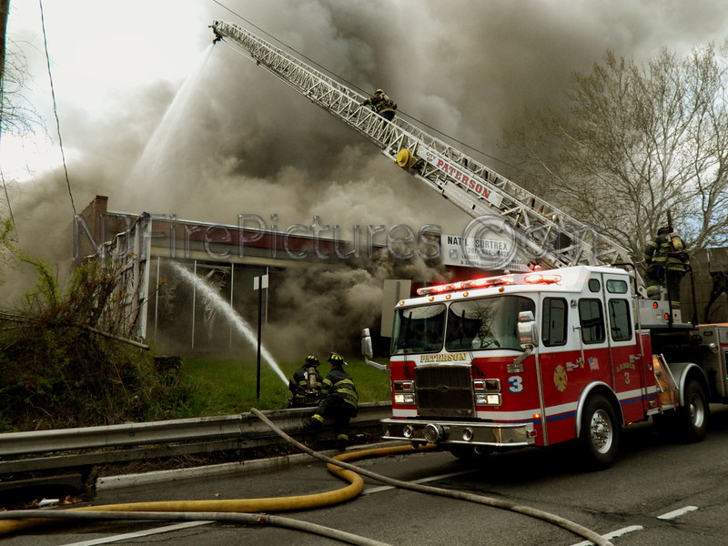 PATERSON, NJ 3RD ALARM 359 MCLEAN BLVD. APRIL 11, 2012