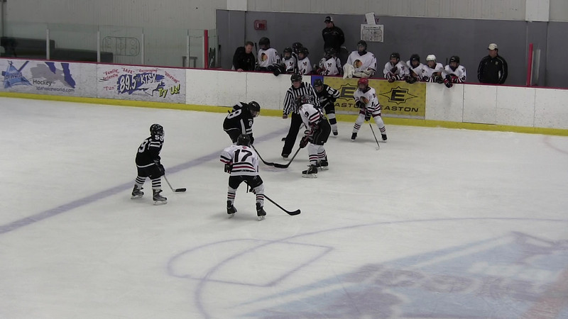 Game 1 vs Junior Steelheads, 2nd period, Part 2 of 2