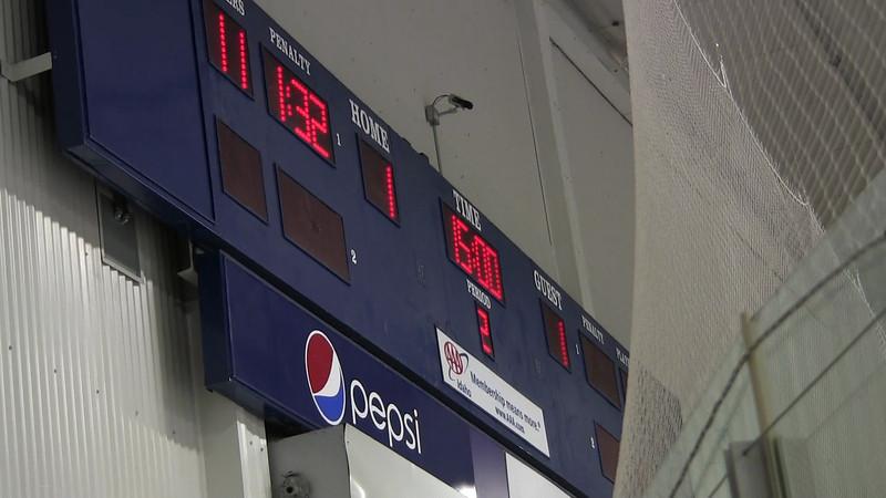 Game 2 vs Utah Regulators, 2nd period, Part 1 of 2