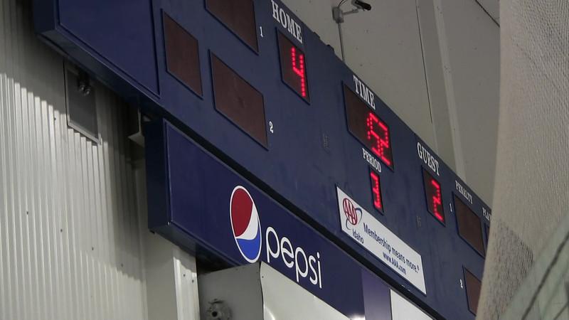 Game 2 vs Utah Regulators, 3rd period, Part 1 of 2
