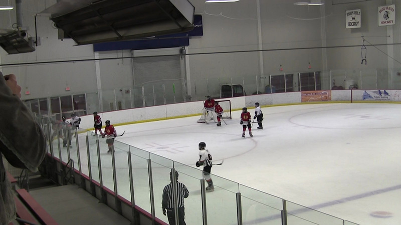 3rd period highlights. Goals by #13, and #13.