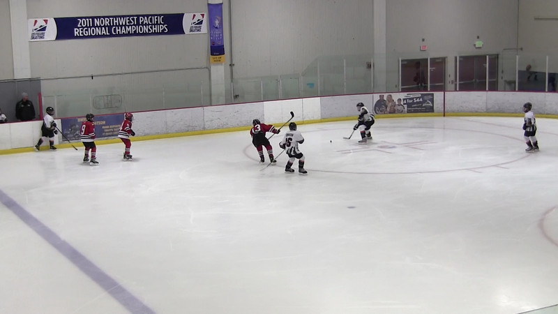 First Period Highlights. UT Grizzlies score 4 quick goals to start the period.