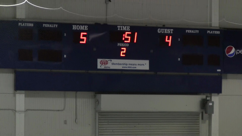 Game 3 vs Utah Grizzlies, 2nd period, Part 1 of 2