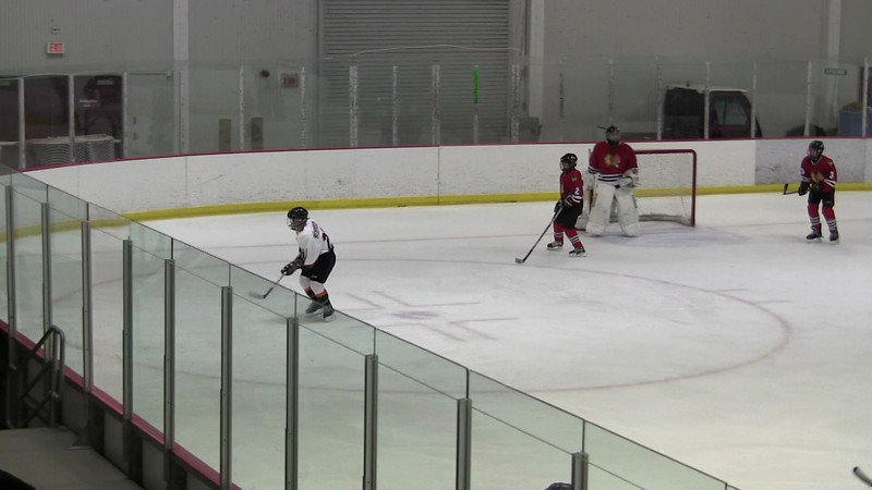 5th Goal Against, Penalty Kill, 1st period