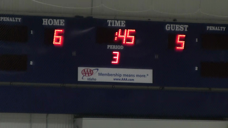 Game 3 vs Utah Grizzlies, 3rd period, Part 1 of 2